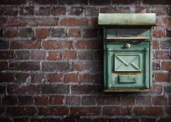 mailbox_wall_post_letter_boxes_stone_wall_weathered_brick_wall_post_mail_box-1272500