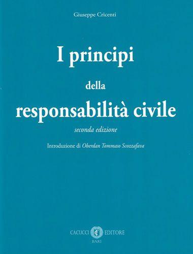 I principi della responsabilità civile.